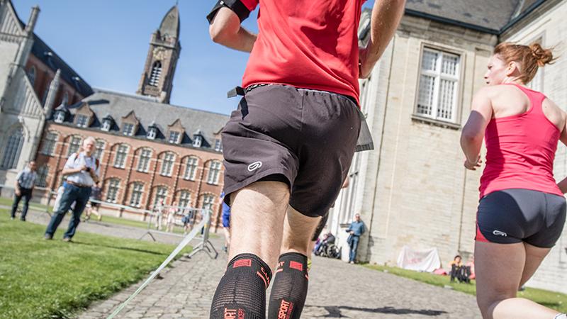 Kleine voedingswijziging voorkomt maagdarmklachten tijdens de race