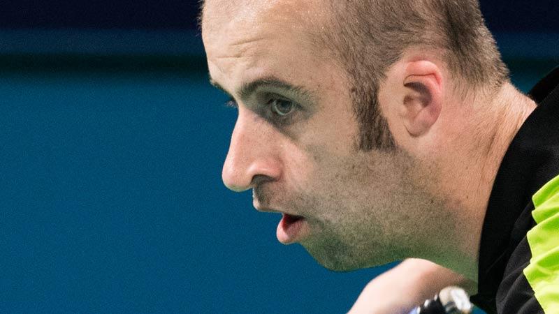 Jeux Paralympiques - Florian Van Acker médaille d'or en tennis de table C11
