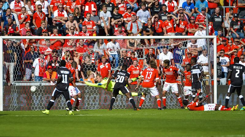 Luikse derby laat tribunes volstromen