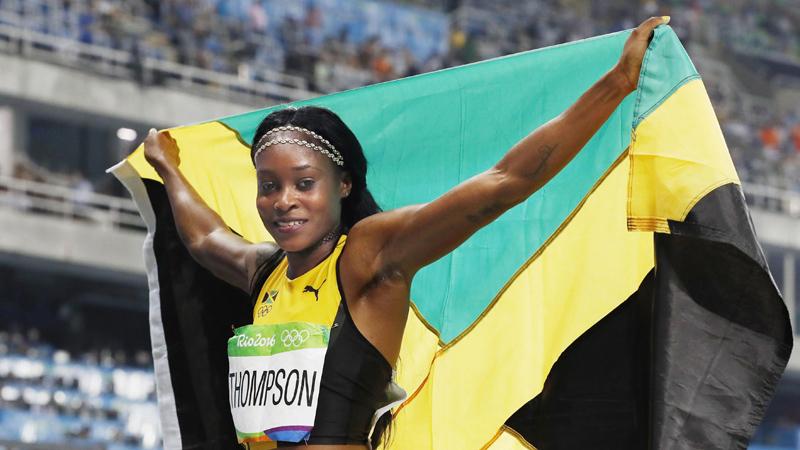 Thompson: 'Jamaicaans weer in Brussel!' (VIDEO)