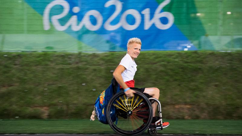Début des Jeux paralympiques — Rio