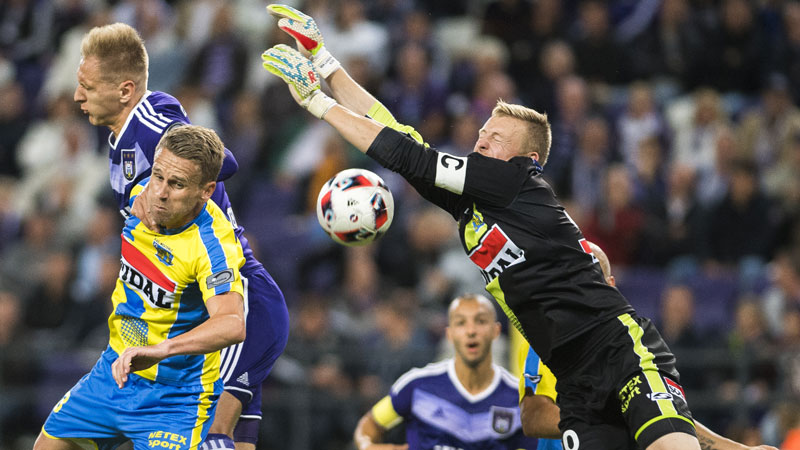 Résumé Anderlecht - Westerlo