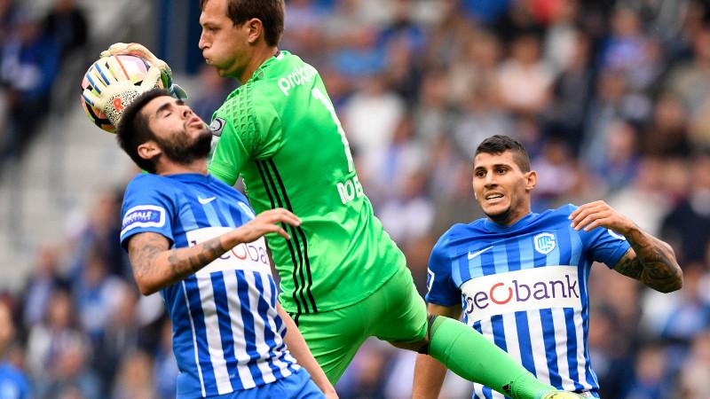 Samenvatting KRC Genk - Anderlecht