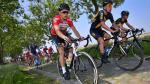Van Aert volgend jaar in Ronde van Vlaanderen en Parijs-Roubaix