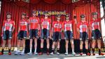 Lotto Soudal avec quatre Belges au Giro