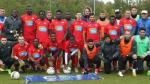 Oostende geeft Homeless Team partij in leuke oefenpot