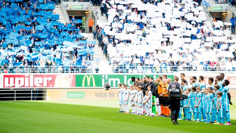 AA Gent - Anderlecht