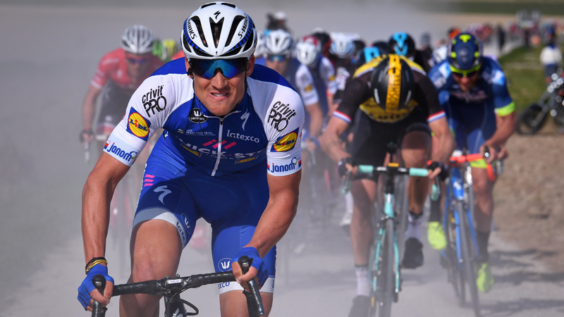 Stybars kasseitips voor Paris-Roubaix Challenge