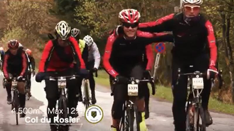 Aftermovie Liège-Bastogne-Liège Challenge 2017