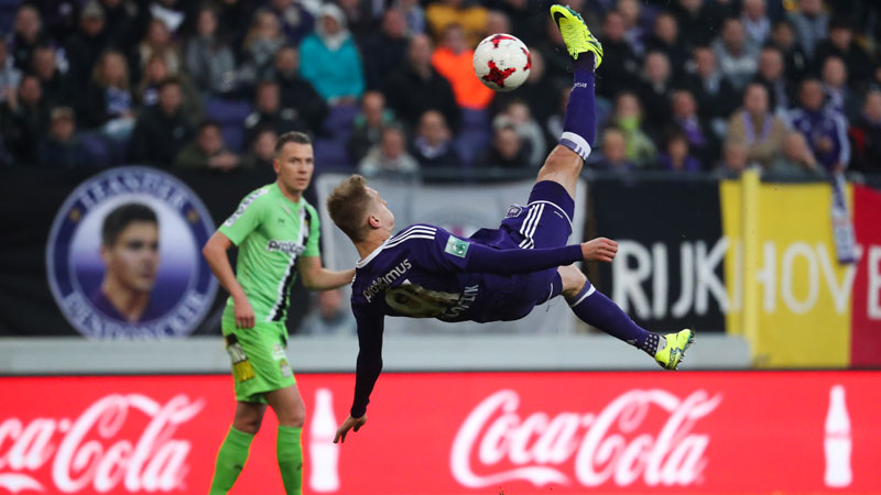 Samenvatting Anderlecht - Charleroi