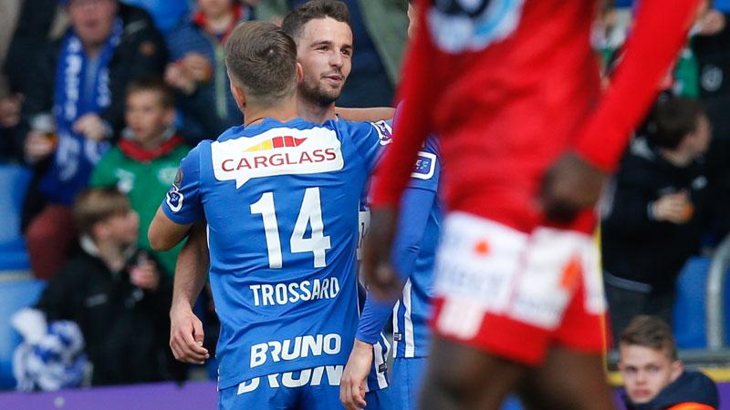 Genk zet Kortrijk makkelijk opzij met 3-0