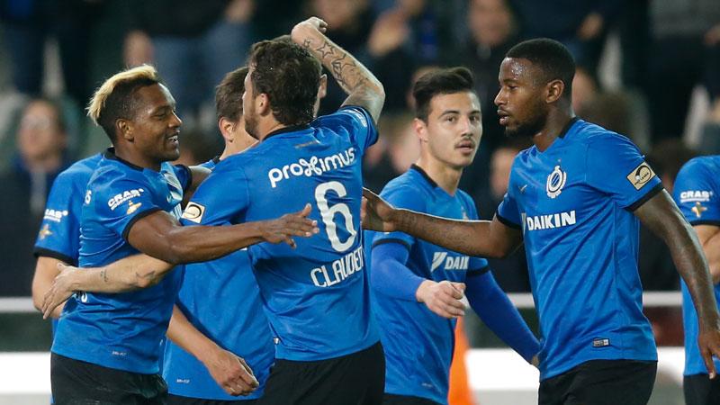 Club Brugge knoopt weer aan met de overwinning