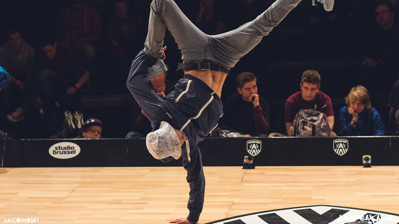 WK breakdance komt naar Antwerpen (VIDEO)