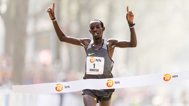 Kimutai and Barsosio break into world marathon elite