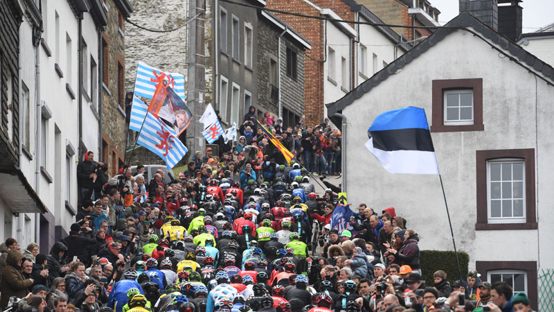 Nouveau succès de Valverde — Liège-Bastogne-Liège