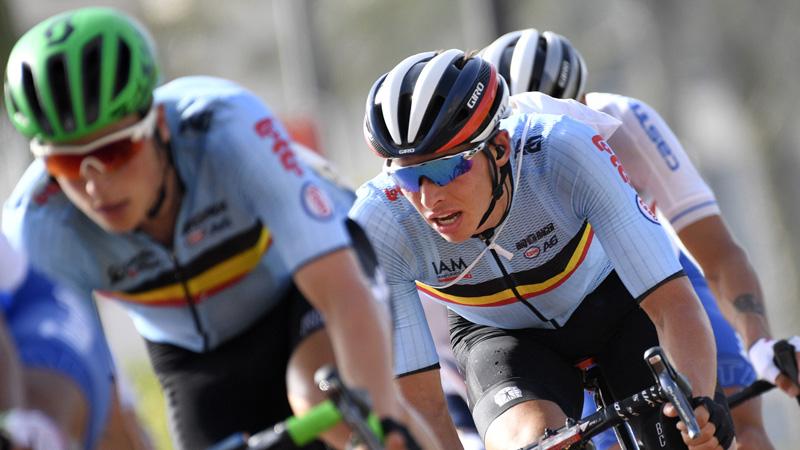 Naesen, Vandenbergh en Keukeleire rijden Baloise Belgium Tour