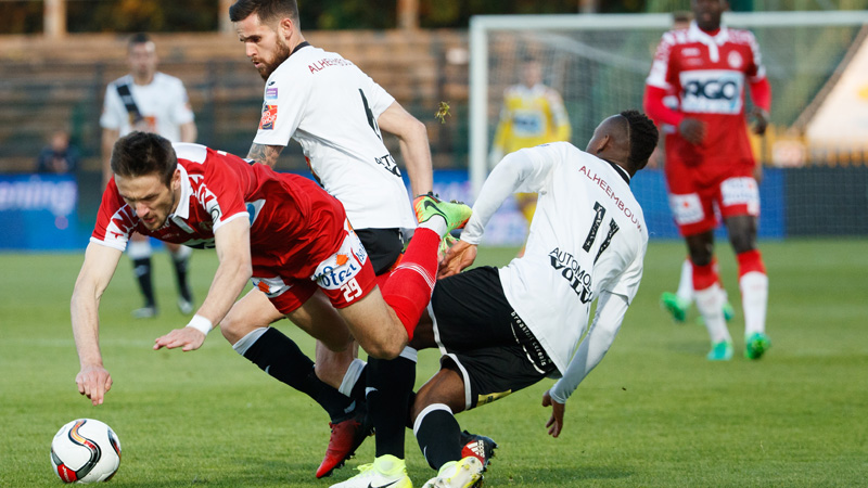 Samenvatting Roeselare - KV Kortrijk