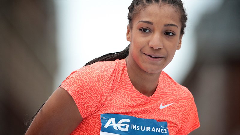 Nafi Thiam op 6 mei in eerste AG Urban Memorial in Luik