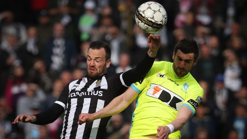 Samenvatting Charleroi - AA Gent