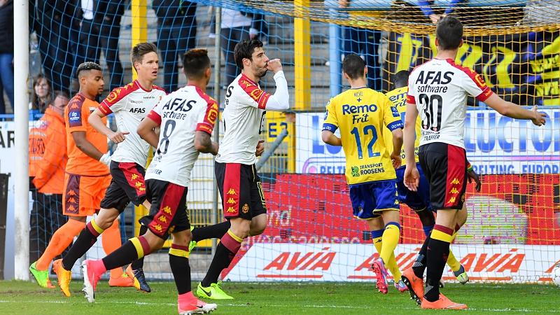 Samenvatting Waasland-Beveren - KV Mechelen