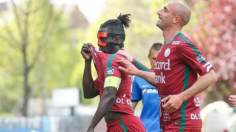 Samenvatting Zulte Waregem - Club Brugge