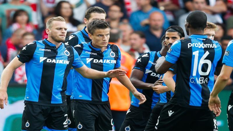 Club Brugge pakt volle buit bij Kortrijk