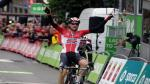 Wellens wins queen stage, Dumoulin takes the lead