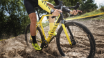 Carbon Canyon-crosser springt in het oog