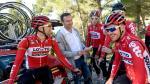 Lotto-ploegleider Mario Aerts voor Vuelta: 'Niets moet, alles mag'