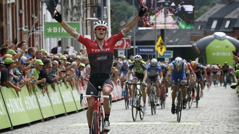 2017: Stuyven: 'I craved this victory'