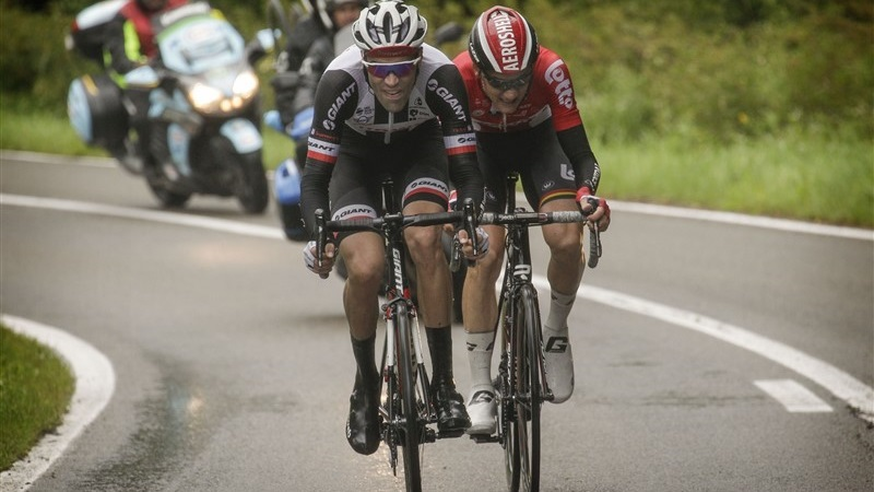 New leader Dumoulin: 'Focus on Wellens'