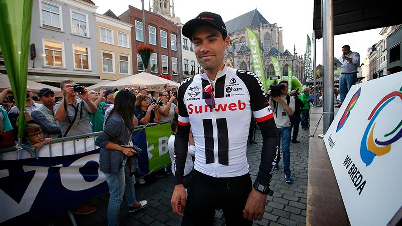 Sagan en Dumoulin klaar voor BinckBank Tour