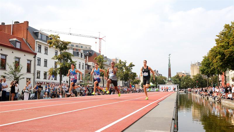 Aftermovie AG Urban Memorial Van Damme Brussel