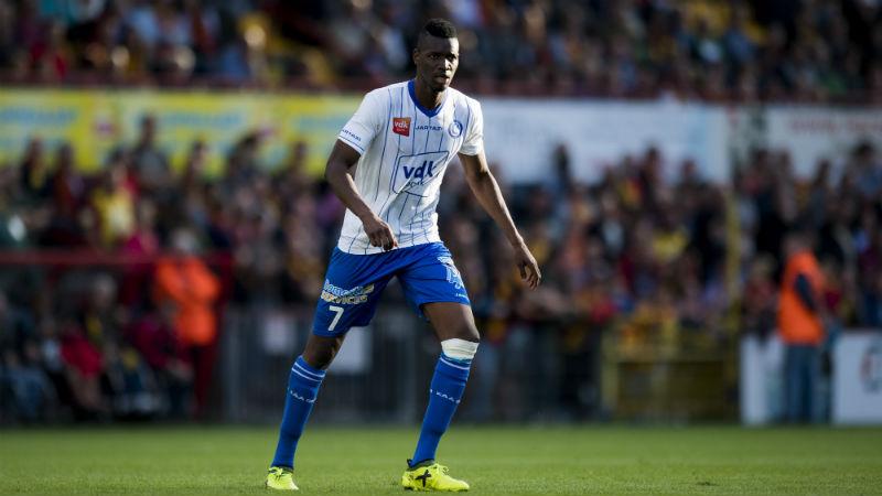 Coulibaly quitte La Gantoise et signe en Ligue 1