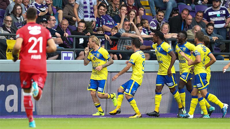 Zwak Anderlecht wordt afgestraft door STVV