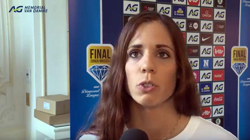Stefanidi: 'Ik voel dat een sprong over 5 meter erin zit' (VIDEO)