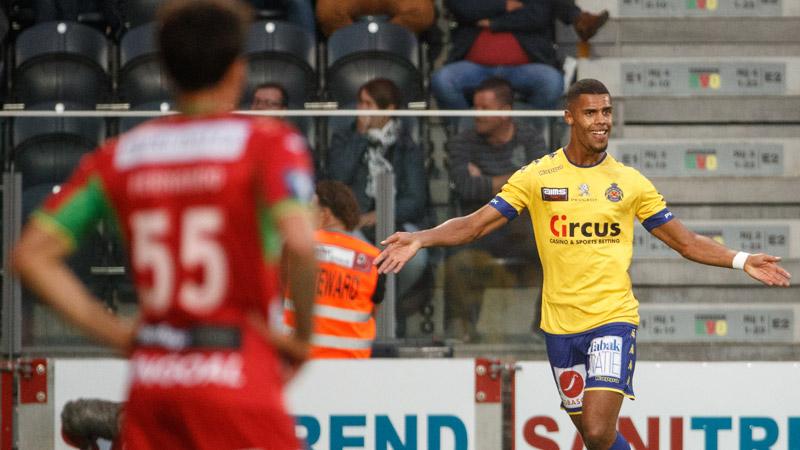 Zinho Gano tekent voor vier seizoenen bij KV Oostende
