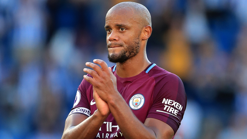 City vient à bout de Brighton — Premier League