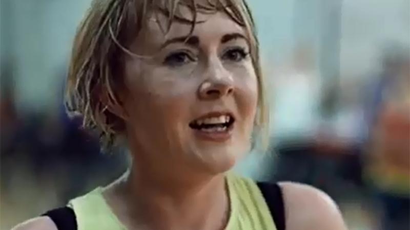 Dit filmpje moet vrouwen meer doen sporten