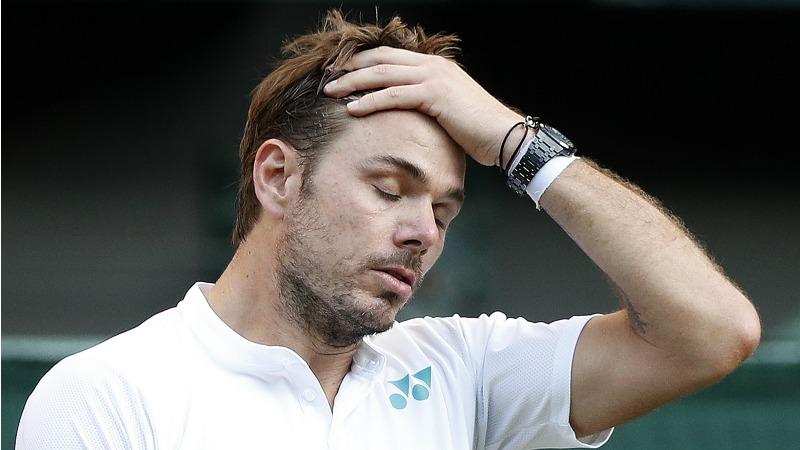 Tennis: blessé au genou, Stan Wawrinka doit mettre un terme à saison