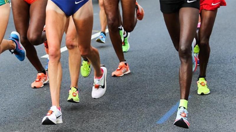 Welke schoenen dragen de toppers van de marathon?