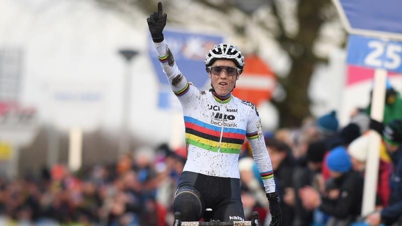 Cant pakt record in Soudal Scheldecross