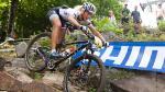 La championne du monde de mountainbike au départ à Namur !