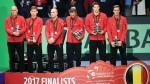 'Prestation de l'Année en Tennis' pour l'équipe de Coupe Davis