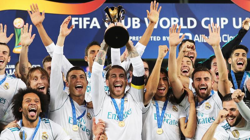 Le Real Madrid conserve la Coupe du monde des clubs
