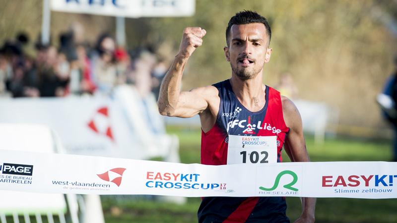 Bouchikhi athlète européen du mois de novembre
