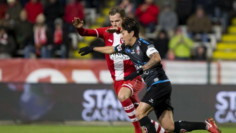 L'Antwerp conforte sa place dans le top 6