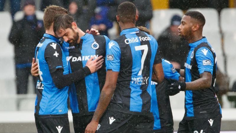Club Brugge zet Lokeren simpel opzij