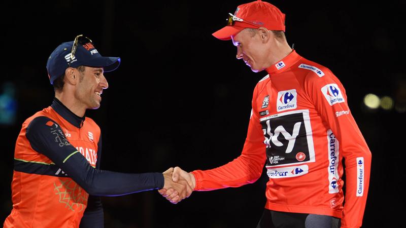 Nibali: 'Ce n'est pas un grand jour pour le cyclisme'