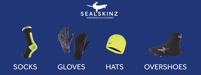 Sealskinz Halo